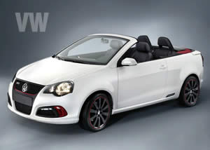 VW Polo Convertible