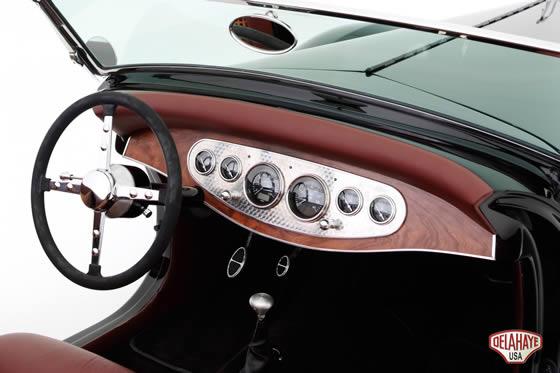 Delahaye USA Bella Figura Bugnotti Type 57S Roadster