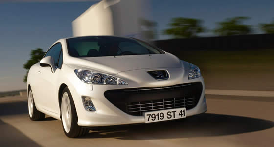 Peugeot 308cc Review