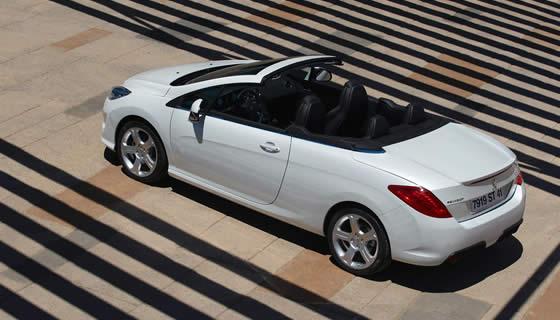 peugeot 308 cc review convertible car magazine. Black Bedroom Furniture Sets. Home Design Ideas