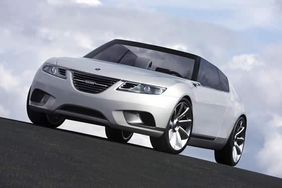 Saab 9-X Air Convertible