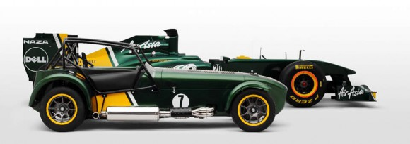 Team Lotus Seven
