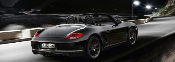 New Porsche Roadster