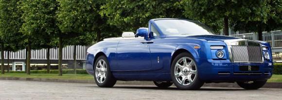 Rolls-Royce Drophead Coupe