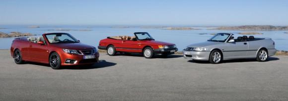 Saab Convertibles