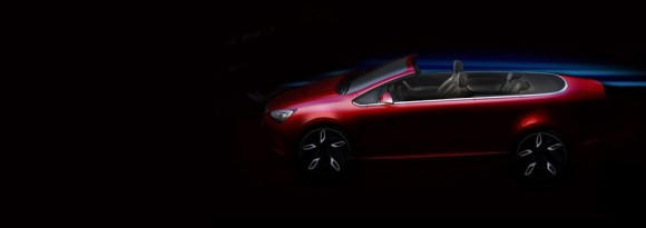 new Vauxhall Astra Convertible