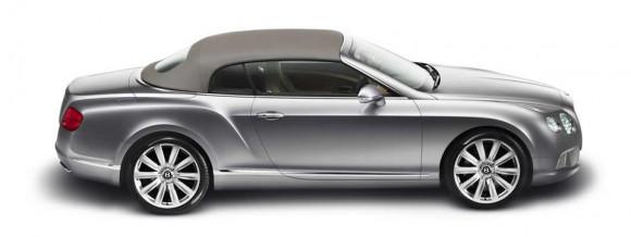 Bentley Continental GTC Mk2