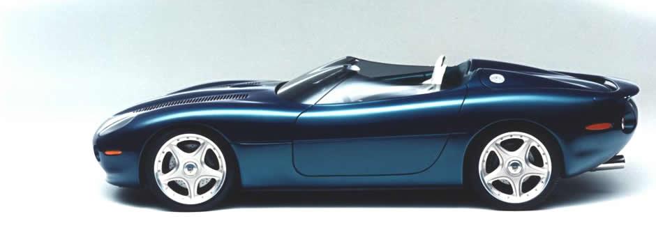 Jaguar Roadster To Be Unveiled At Frankfurt Show