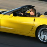 2012 Corvette Grand Sport Convertible