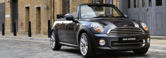 Mini Avenue Convertible