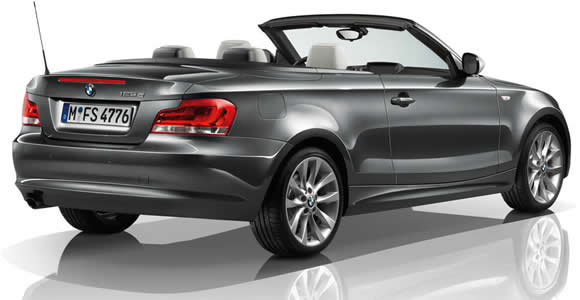 BMW 1-Series Convertible Exclusive
