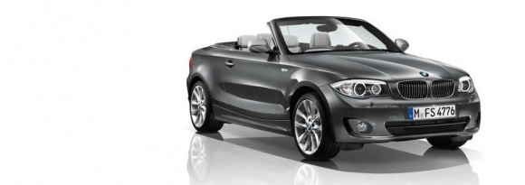 BMW 1-Series Convertible Exclusive Edition
