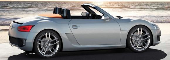 VW Bluesport Roadster