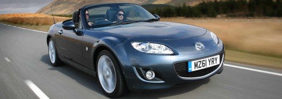 Mazda and Alfa Romeo collaborate on roadsters