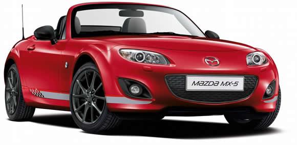 Mazda MX-5 Miata Senshu
