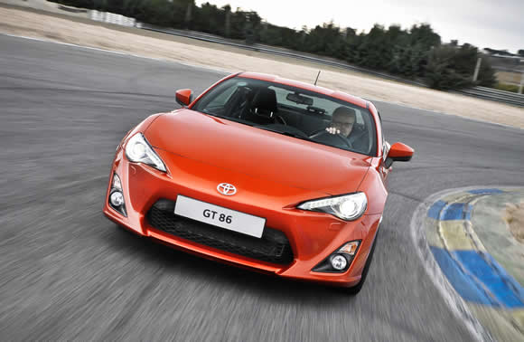 Toyota GT86 Roadster