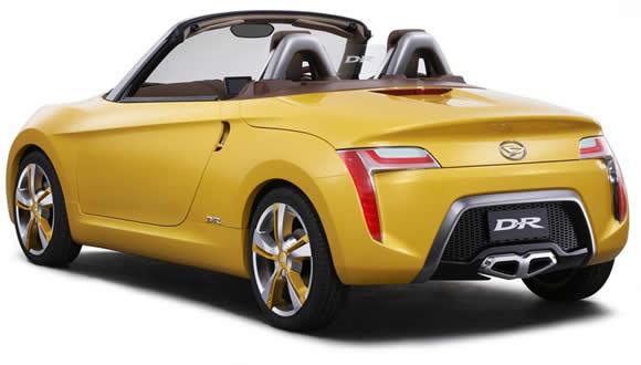 Daihatsu D-R Roadster