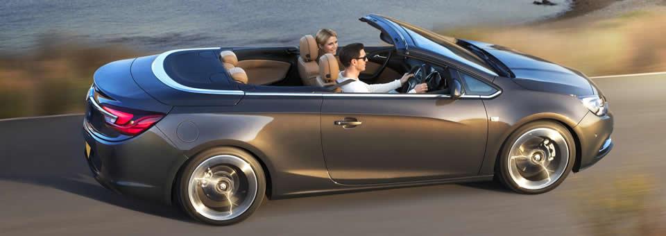 German Car Brands >> Opel Cascada trademark filed in US