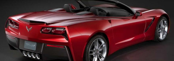 2013 Corvette Stingray Convertible