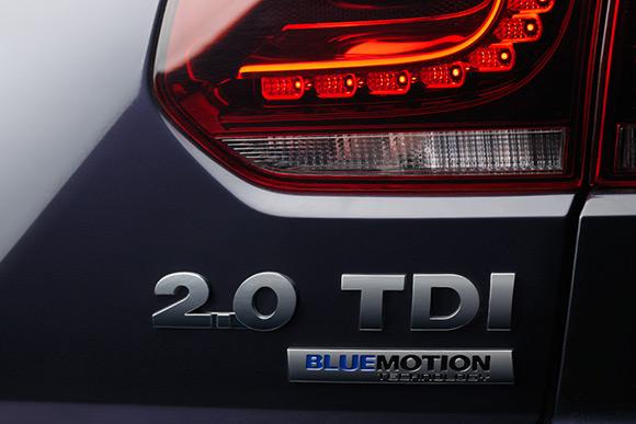 VW Golf Cabriolet TDI