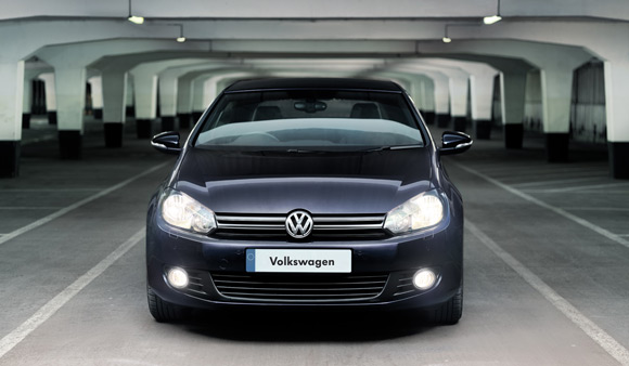 VW Golf Cabriolet Review