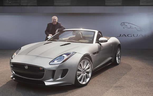 Jaguar F-Type design by Ian Callum