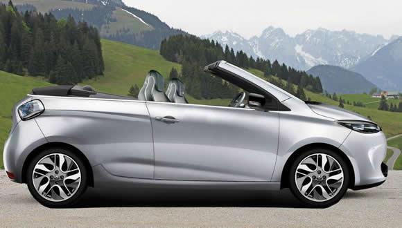 Renault Zoe Cabrio