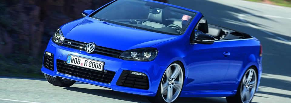Volkswagen Drops Golf R Cabriolet Price
