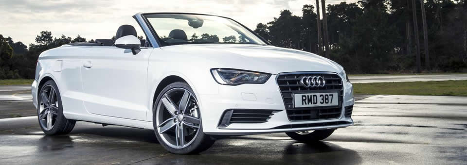 Audi Further Expand The A Cabriolet Range - Convertible cars audi