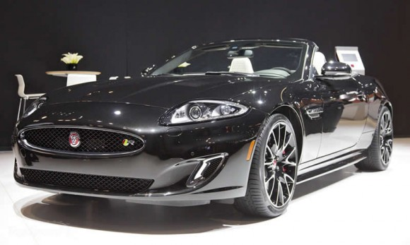 Jaguar XK Final Fifty Convertible