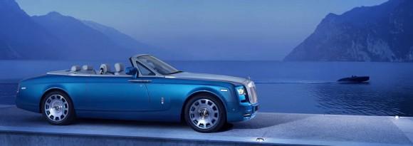 Rolls Royce Phantom Drophead Waterspeed