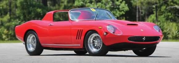 Ferrari 250 GT N.A.R.T. Spider