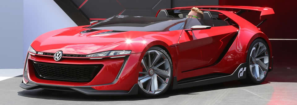 Vw Golf Gti Roadster At Goodwood Festival Of Speed