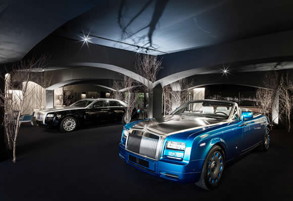 Rolls-Royce Drophead Coupe