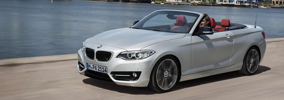 Bmw 2 Series Convertible Revealed
