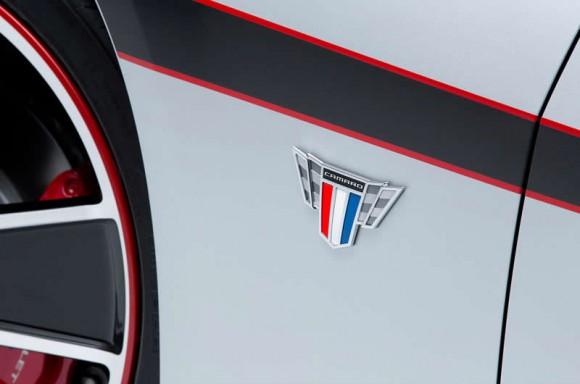 Chevy Camaro Commemorative Edition