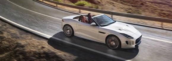 Jaguar F-Type R Roadster