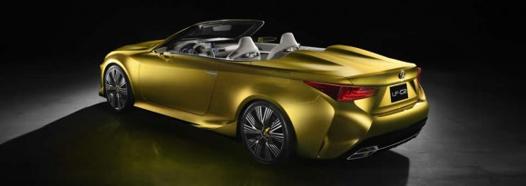 Lexus LF C2 Concept Revealed