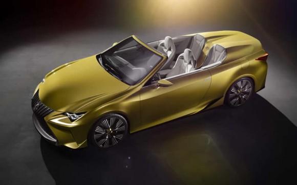 Lexus LF-C2 Convertible