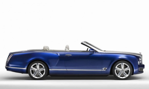 2015 Bentley Grand Convertible