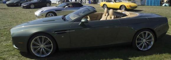 Aston Martin DB9 Zagato Spyder
