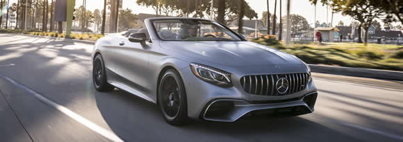2018 Mercedes S-Class Cabriolet