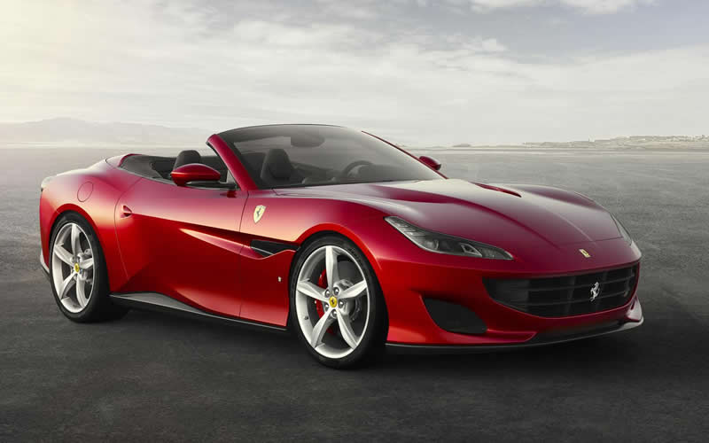 New Convertible Cars For 2018 Ferrari Portofino