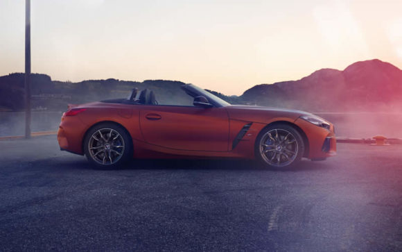 2019 BMW Z4 Roadster